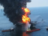 Mexico gulf oil spill